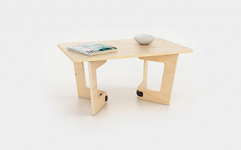 PlayWood Coffee Table