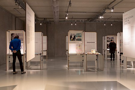 Out of the lab: the modular exhibition at Cube Design Museum