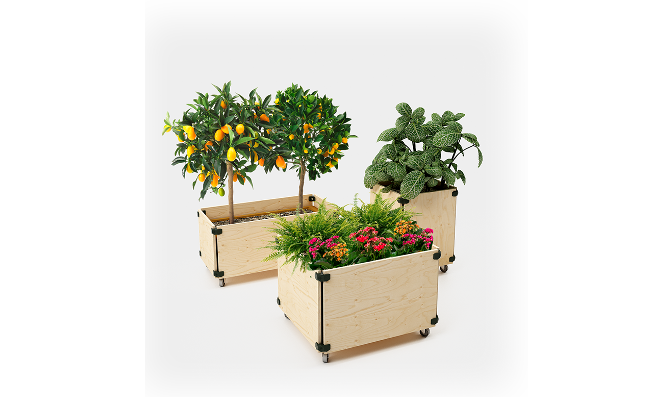 PlayWood FLORA - Planter