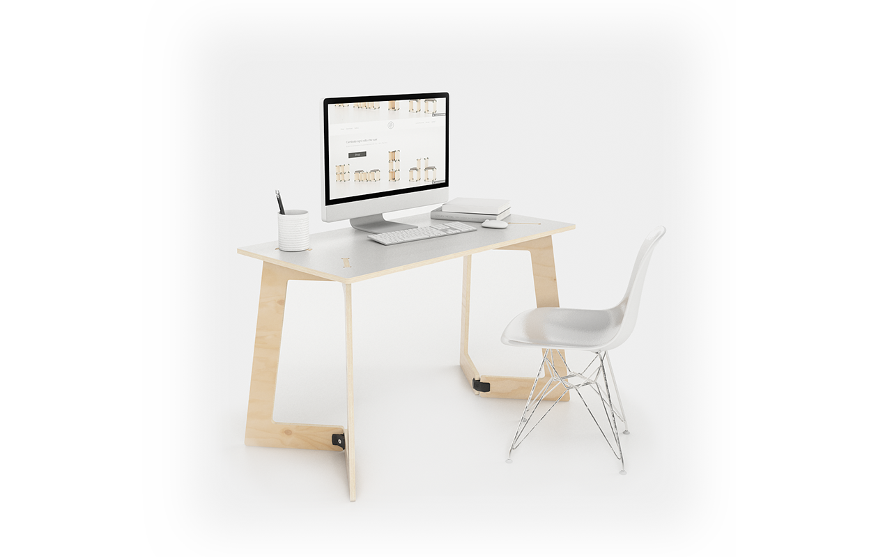 PlayWood KARYA - Desk 120